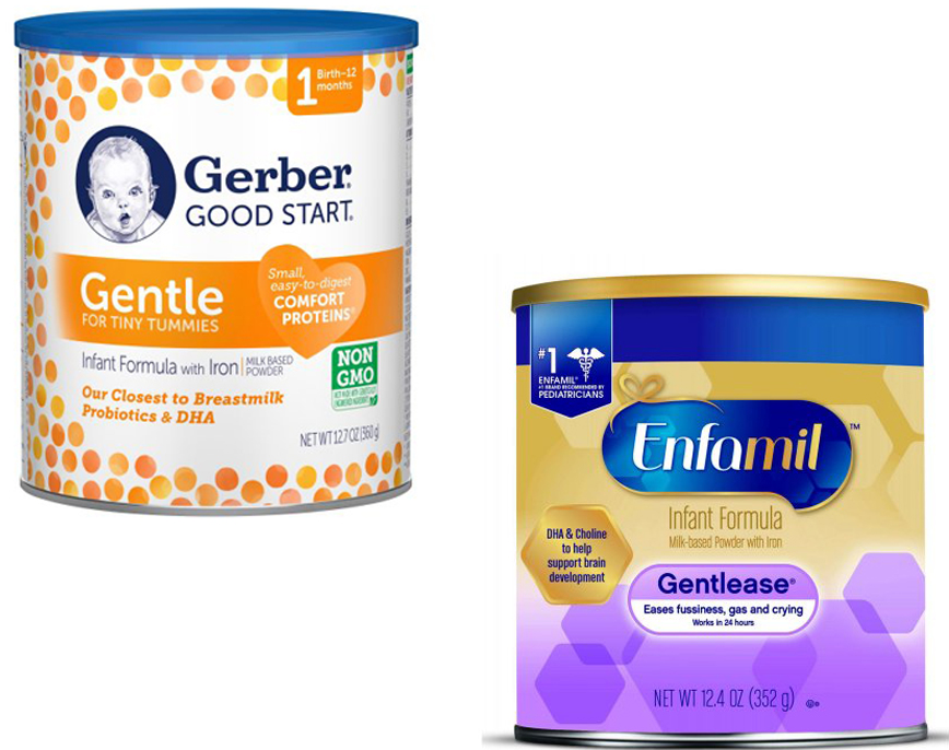 Similac Isomil Vs Gerber Soy Nylcare Com