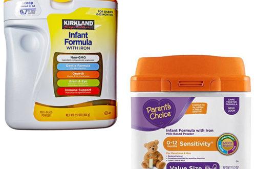 Kirkland Formula Infant Vs Similac Pro Advance Nylcare Com